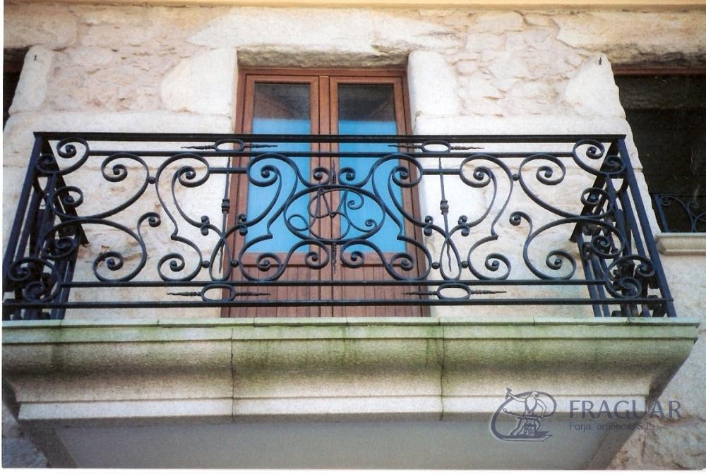 Balcones y ventanas lagartijapresumida - Balcones de forja antiguos ...